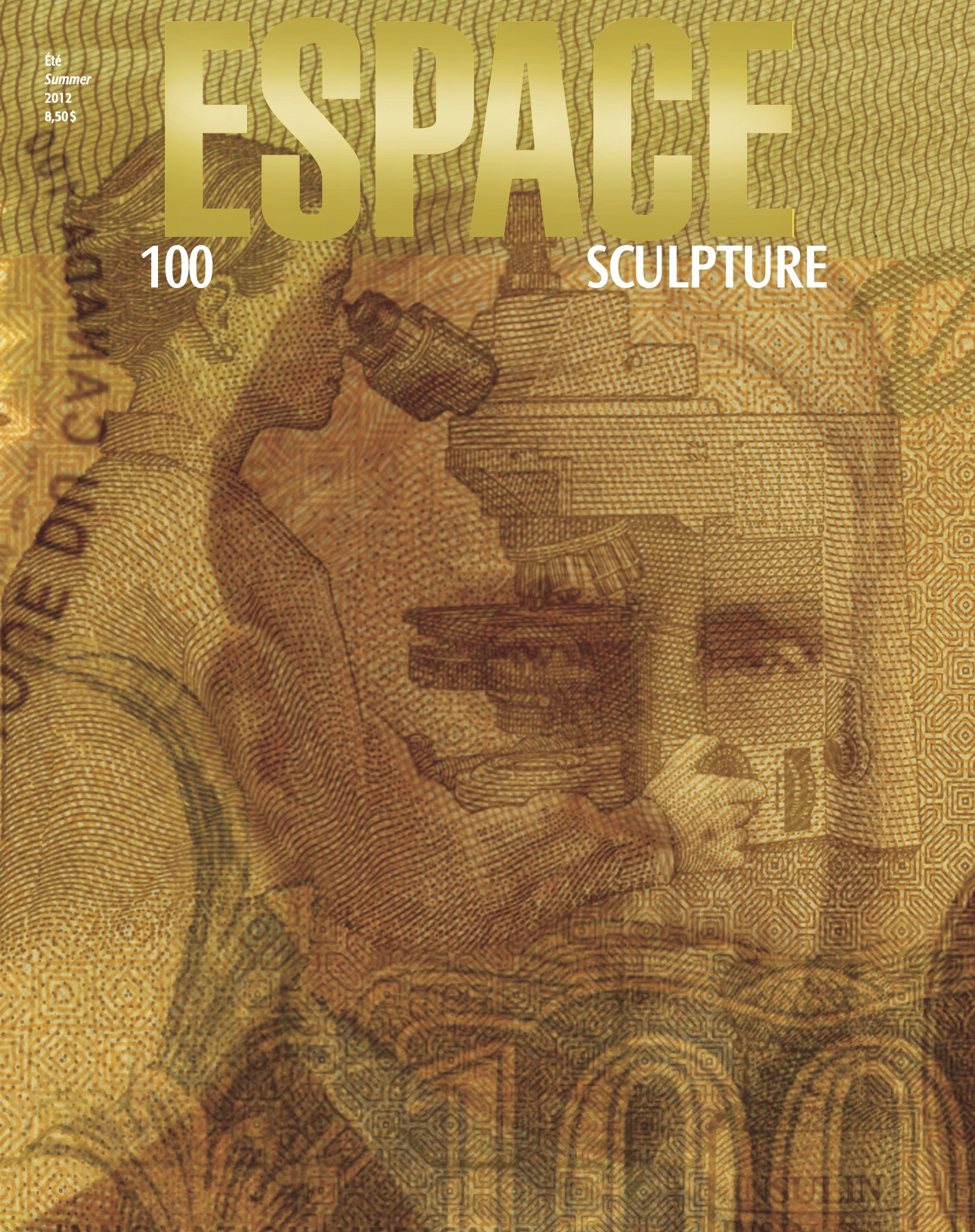 Espace 100 Cover