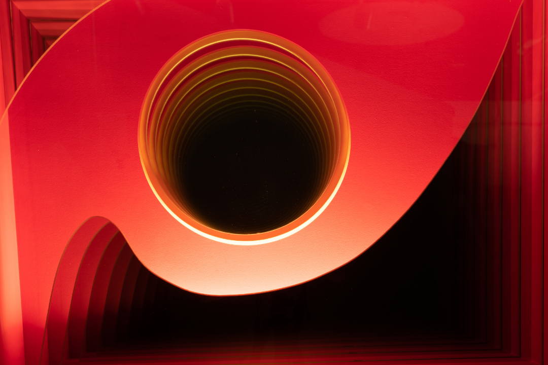 Red Whirl - Detail 4