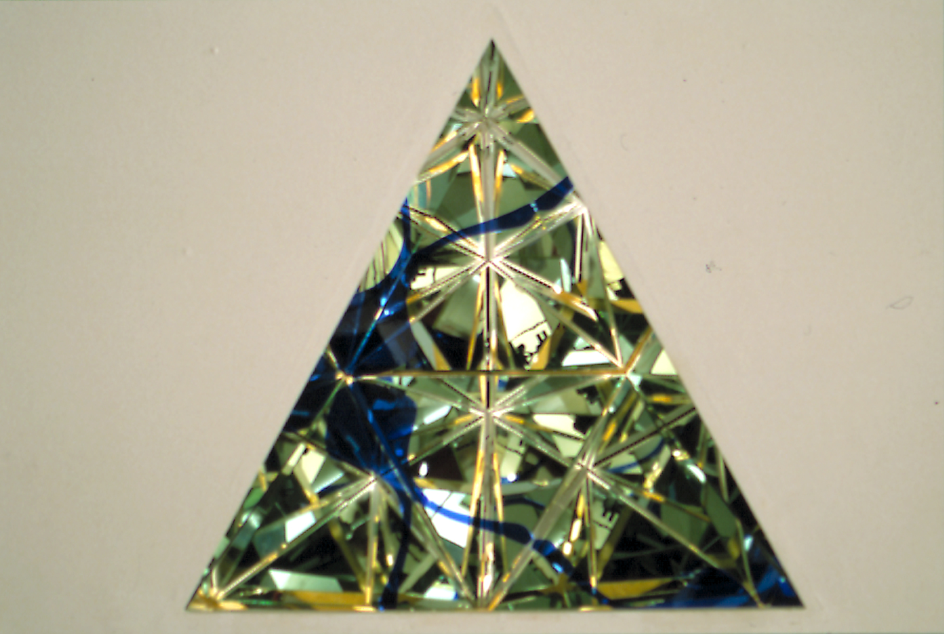 Triangle - front focus